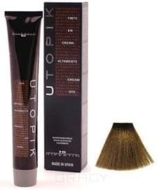 Hipertin, Utopik Platinum Ипертин Краска для волос Ипертин (палитра 103 цвета), 60 мл 7/00+U русый интенсивный