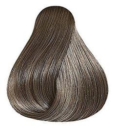 Wella, Стойкая крем-краска для волос Koleston Perfect, 60 мл (189 оттенков) 7/18 перламутровый вереск