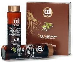 Constant Delight, Масло для окрашивания волос Olio Colorante Констант Делайт (палитра 56 цветов), 50 мл 8.02 светлый русый натуральный пепельный NEW