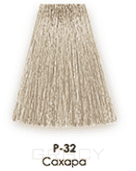 Nirvel, Краска для волос ArtX профессиональная (палитра 129 цветов), 60 мл Р-32 Сахара