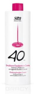 Shot, Окислитель для волос кремообразный (3, 6, 9, 12%) SHOT Кремовая окисляющая эмульсия 12%, 150 мл