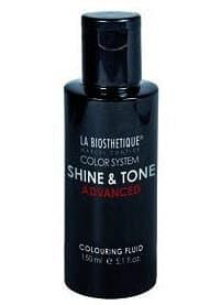 La Biosthetique, Краска тоник для волос Shine&Tone Advanced, 150 мл (12 оттенков) 7/0