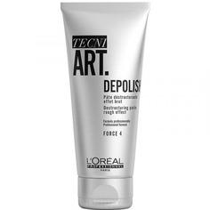 LOreal Professionnel, Деструктурирующая паста для волос с грубым эффектом Деполиш Tecni Art Wild Stylers Depolish, 100 мл