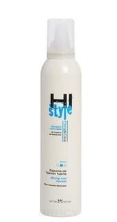 Hipertin, Мусс сильной фиксации, без спирта Hi Style Strong Mousse No Alhocol Ипертин, 250 мл