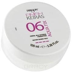 Dikson, Фиксирующий воск для волос на водной основе Keiras Finish Aqua Fix 06, 100 мл