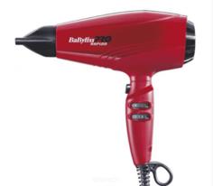 BabyLiss Pro, Фен для волос Ferrari Rapido 2200W красный, BAB7000IRE