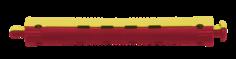 OLLIN Professional, Бигуди для химической завивки (коклюшки) длинные, 12 шт (4 вида), 12 шт, D 13мм