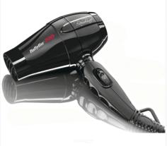 BabyLiss Pro, Фен для волос BamBino 1200Вт, 1 насадка, 1 диффузор BAB5510E