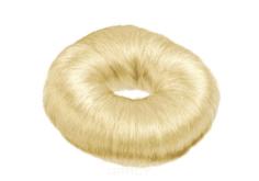 Sibel, Кольцо светлое для вечерних причёсок (хлопок), диаметр 9 см