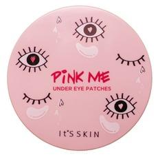 Its Skin, Pink Me Under Eye Mask Гидрогелевые патчи для глаз, 60 шт