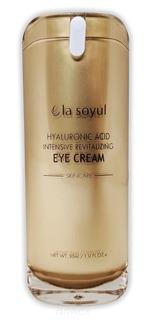 La Soyul, Anti-Aging Collagen & 24K Gold Eye Cream Крем для кожи вокруг глаз с коллагеном и частицами золота, антивозрастной, 30 мл