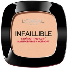 LOreal, Пудра компактная Infaillible (4 оттенка), 9 гр. LOreal