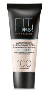 """Maybelline, Тональный крем для лица """"Fit Me"""", 30 мл (12 оттенков)"""