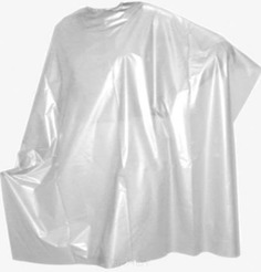 Estel, Пеньюар одноразовый Element 120*160 см Эстель, 50 шт/уп