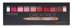 Catrice, Палетка для макияжа губ Creamy Matt Lip Palette (2 оттенка), 1 шт, 010 Back to the Nudes