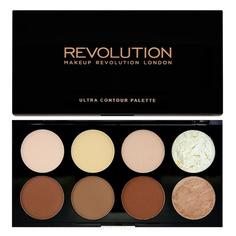 MakeUp Revolution, Корректор для лица Ultra Contour Palette, 13 гр