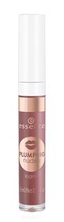 Essence, Блеск для губ Plumping Nudes Lipgloss, 4.5 мл (7 тонов) №05, красно-коричневый