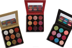 MakeUp Revolution, Палитра пигментов (глиттер) для макияжа Pressed Glitter Palette (3 вида), Abracadabra