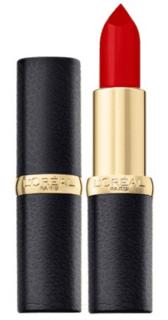 LOreal, Помада для губ Color Riche, 4,5 мл (36 оттенков) № 346 Красное совершенство матовая L'Oreal