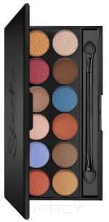 Sleek MakeUp, Тени для век в палетке Eyeshadow Palette I-Divine, 12 тонов (13 видов) тон Spirit Animal 1143