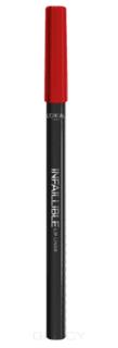 LOreal, Карандаш для губ Infaillible (9 оттенков) 105 Красная фантазия LOreal
