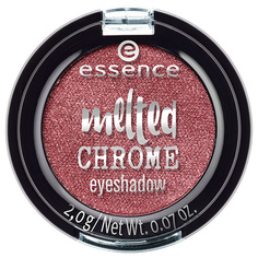 Essence, Тени для век Melted Chrome, 2 гр (8 тонов) №01, розовый