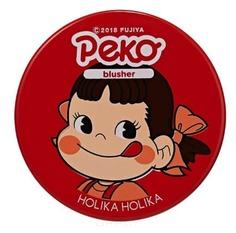 Holika Holika, Peko Jjang Melty Jelly Blusher Желейно-кремовые румяна, 6 г (3 тона) Холика Холика, 6 г, 03, клубника
