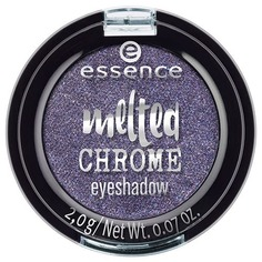 Essence, Тени для век Melted Chrome, 2 гр (8 тонов) №03, синий