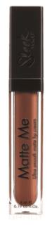 Sleek MakeUp, Блеск для губ Matte Me (17 тонов) Roasted Almond 1161