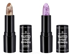 Domix, Мраморная помада Wanted Sunset Dreamers Marble Lipstick (2 оттенка), №02 Essence