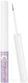 Absolute New York, Жидкая подводка для глаз Cotton Candy (6 оттенков) Sugar Plum