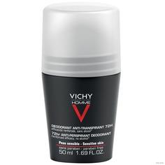 Vichy, Дезодорант против избыточного потоотделения Homme, 50 мл