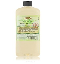 Aroma Spa, Массажное масло Смесь трав, 1л