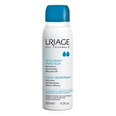 Uriage, Дезодорант освежающий с квасцовым камнем спрей, 125 мл