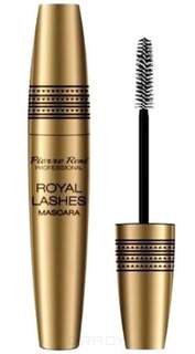 Pierre Rene, Тушь удлинение и утолщение Mascara Royal, черная