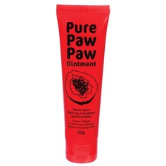Pure Paw Paw, Бальзам для губ классический без аромата Пур Пау Пау, 25 г