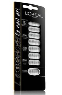 LOreal, Стикеры для ногтей Color Riche, 18 шт (2 вида) L'Oreal