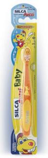 Silca, Зубная щетка детская Putzi Baby (1-6 лет)