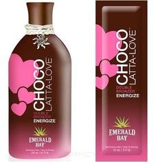 Emerald Bay, Кофейный бронзатор Мокко со сливками Choco-Latta-Love, 15 мл