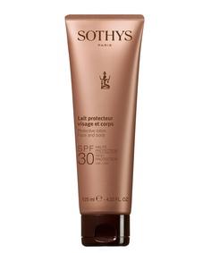 Sothys, Эмульсия SPF30 для чувствительной кожи лица и тела, 125 мл