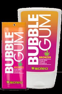 Soleo, Бронзатор с ускорителем загара Bubble Gum, 15 мл