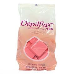 Depilflax, Воск горячий в дисках Розовый EXTRA для любого типа волос, 500 гр