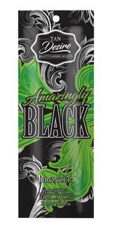 Tan Desire, Лосьон для загара с бронзатором Amazingly Black, 250 мл
