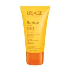 Uriage, Солнцезащитный водостойкий крем SPF30 Bariesun, 50 мл