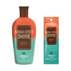Emerald Bay, Крем-усилитель без бронзаторов для всех типов кожи Absolutely Shore, 15 мл