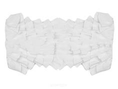 Igrobeauty, Бюстье на резинке (до 48 размера), белое, 10 шт