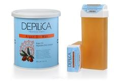 Depilica, Теплый воск с маслом Арганы Argan Oil Warm Wax, 100 мл