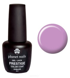 "Planet Nails, Гель-лак ""PRESTIGE"" Планет Нейлс (17 оттенков), 8 мл 518"