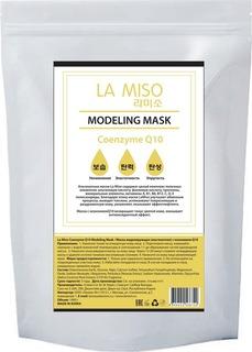 La Miso, Modeling Mask Coenzyme Q10 Маска для лица моделирующая (альгинатная) с коэнзимом, для зрелой кожи, 1 кг