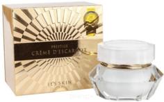 Its Skin, Prestige Creme Descargot Крем для лица с муцином улитки, антивозрастной Ит Скин, 10 мл, мини-крем